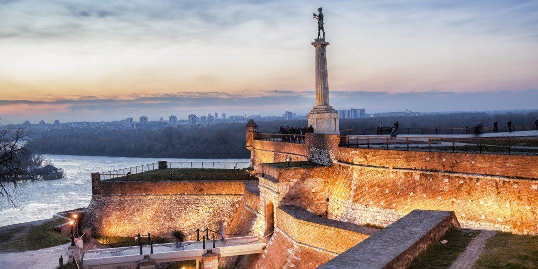 Balkan tour - Beograd 1