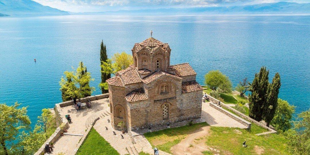 Balkan tour - Ohrid 1