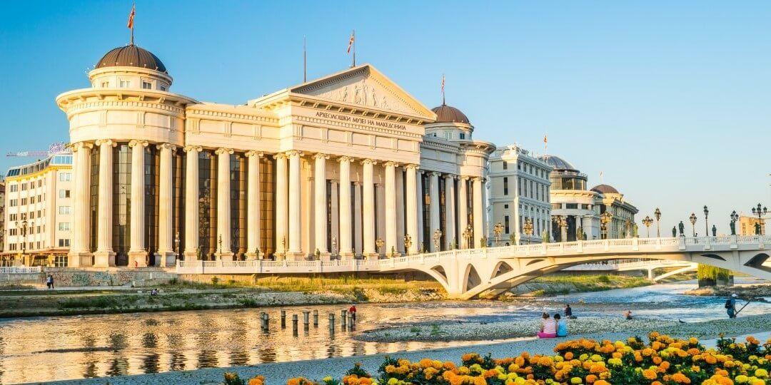 Balkan tour - Skopje 1