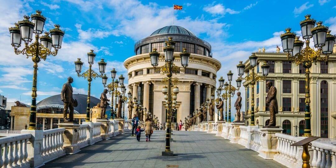 Balkan tour - Skopje 3