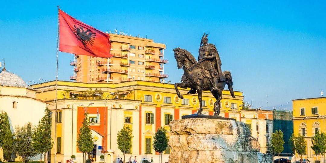 Balkan tour - Tirana 1