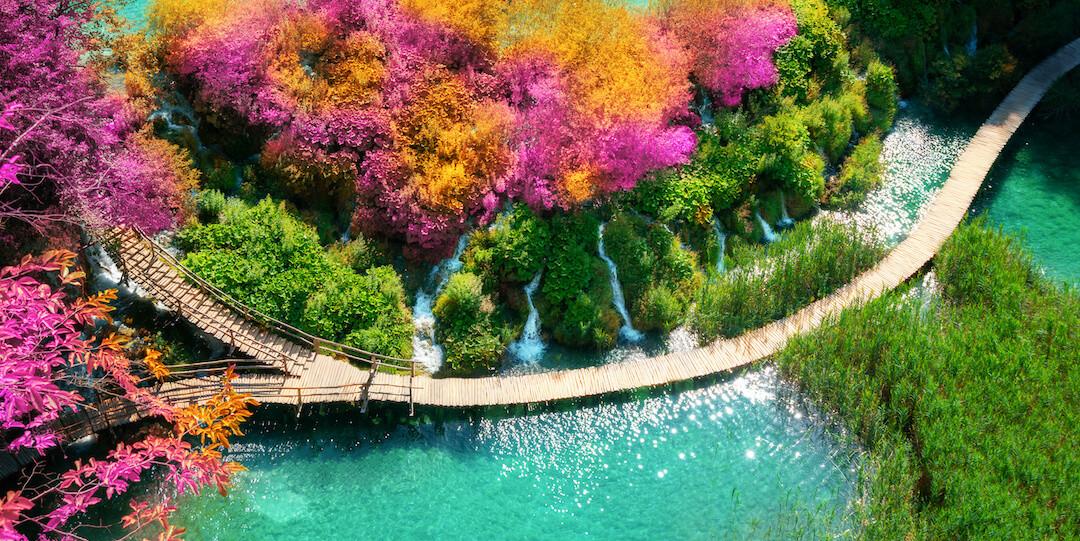 Croatia Tour by Experience Dubrovnik Plitvice Waterfalls