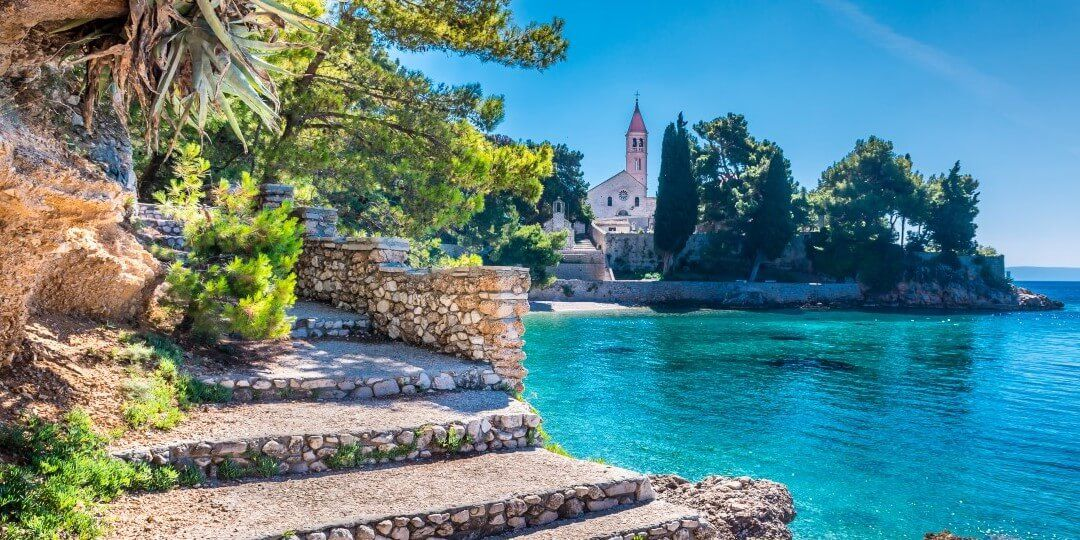 Croatia boat tour - Brač 1