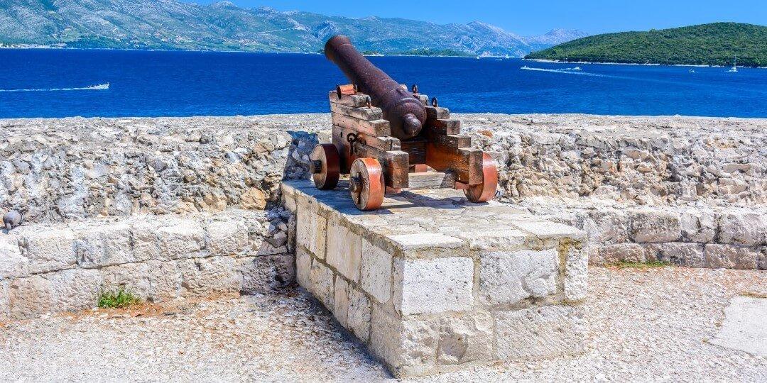 Croatia boat tour - Korčula 3