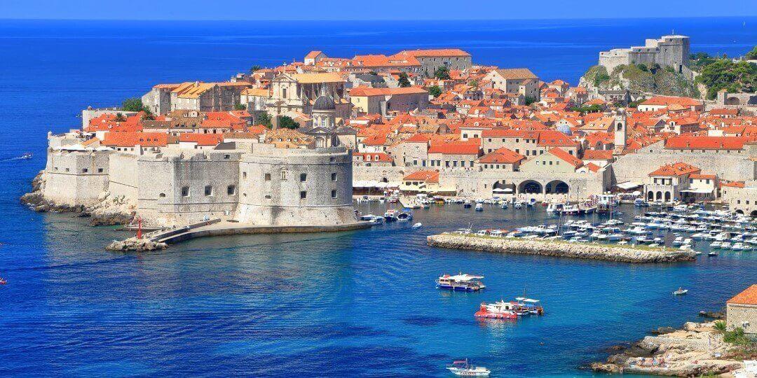 Croatia tour - Dubrovnik 1