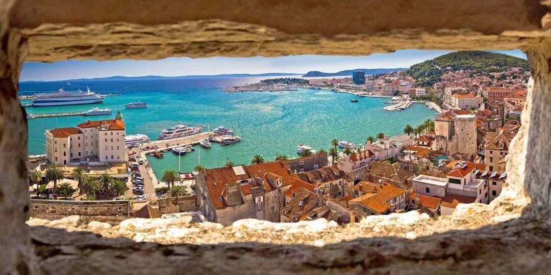 Croatia tour - Split 1