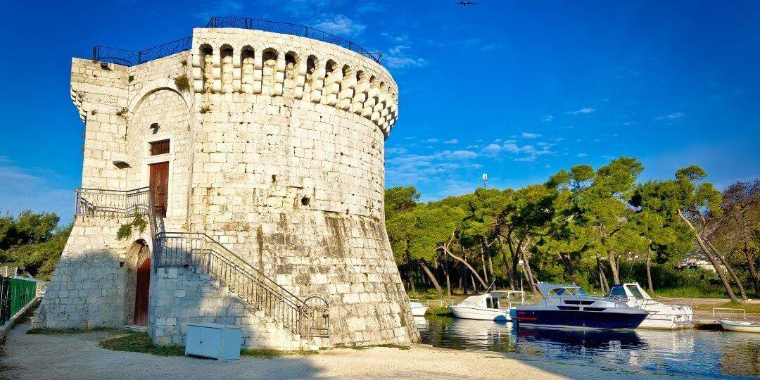 Dalmatian coast tour - Trogir 3