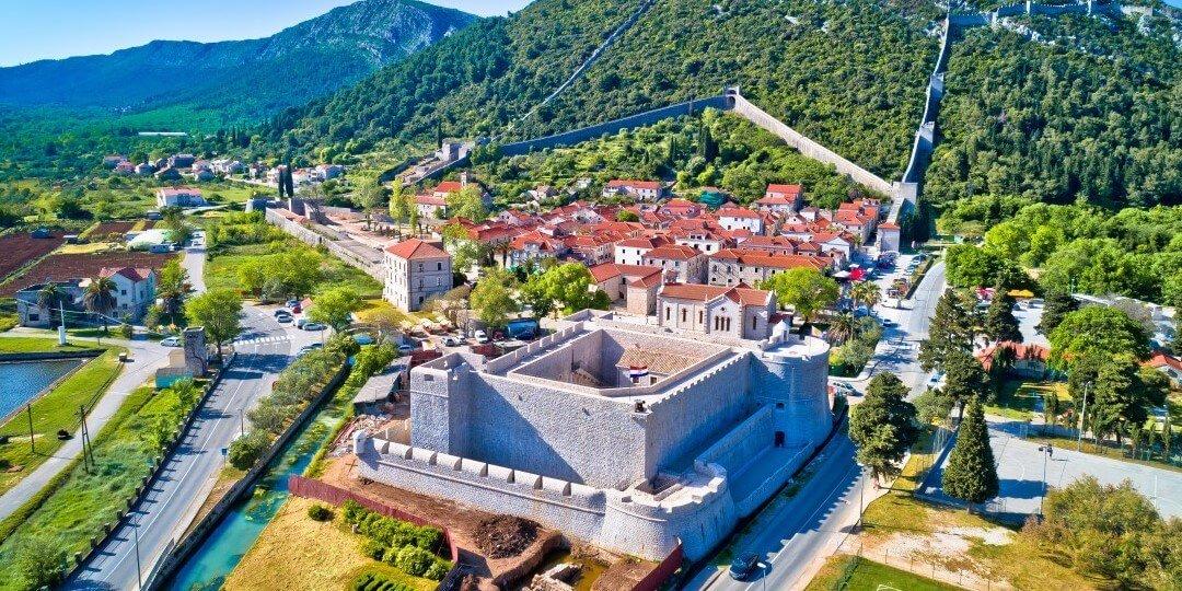 Game of Thrones Tour Croatia - Ston 1
