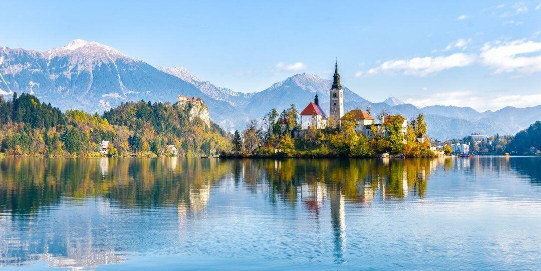 Slovenia tour - Bled 1
